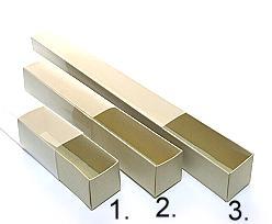 truffelbox 12 339x30x30mm goldbeige