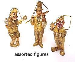 clowns ass., goud