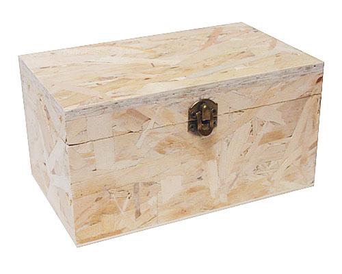 Box 500 gr. wood pressed