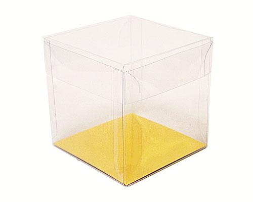 Pvc Cubebox L80xW80xH75mm