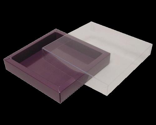 Chocolatebox  Lid transparant