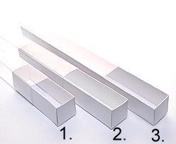truffelbox 12 339x30x30mm crystal