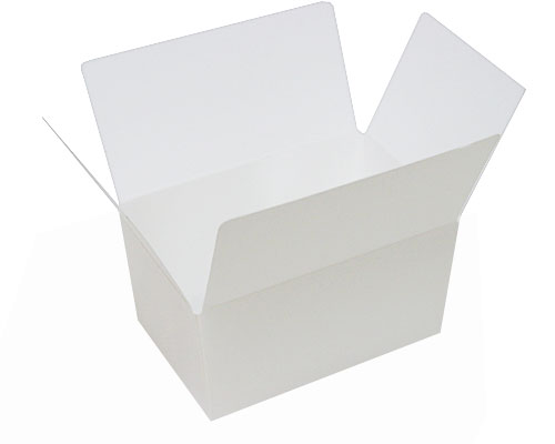 Ballotin, 125 gr. whiteshine - white