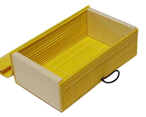 Bamboobox middle yellow
