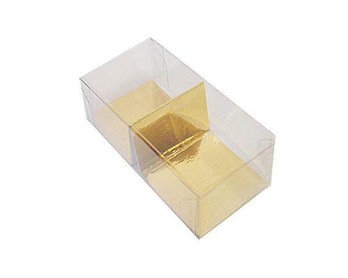 PVC box 2 division with divider included