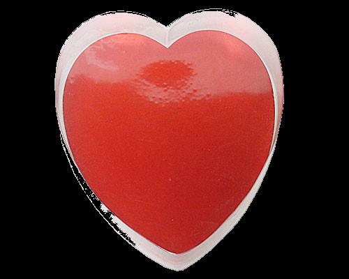 Chocolatebox PVC heart