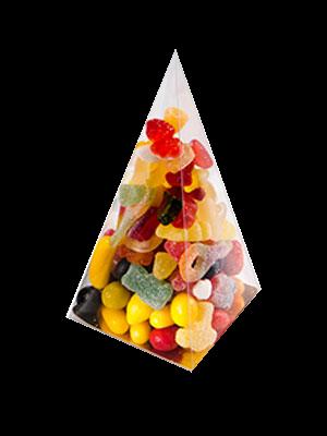 Chocolatebox PVC Pyramid