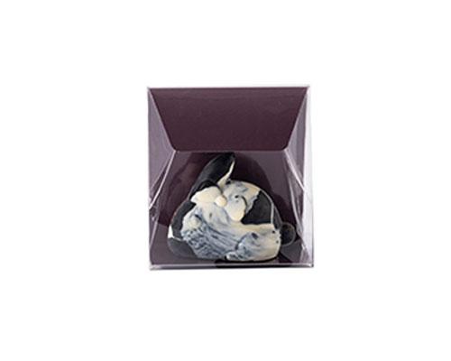 Pochette transparant L100xW50/H110mm fig