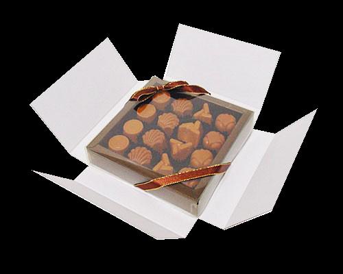 Chocolatebox mailbox