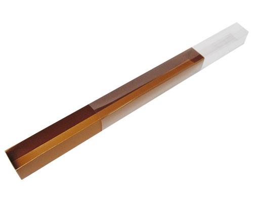 truffelbox 12 339x30x30mm hazelnut