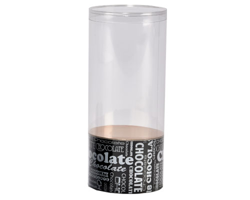 Koker prestige D70xH115mm interior black chocolate