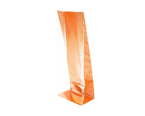 L-bag L117xW67/H305mm cardboard sunset orange