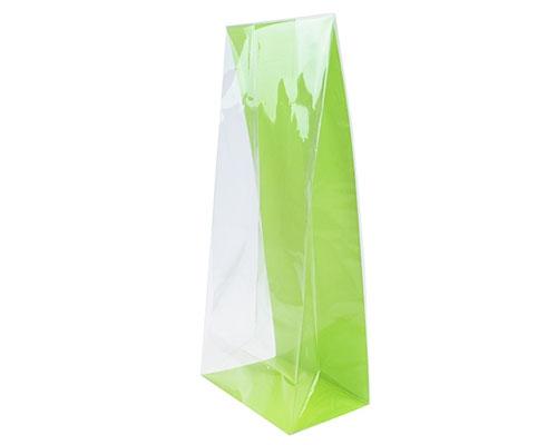 L-bag L137xW87/H325mm cardboard kiwi green