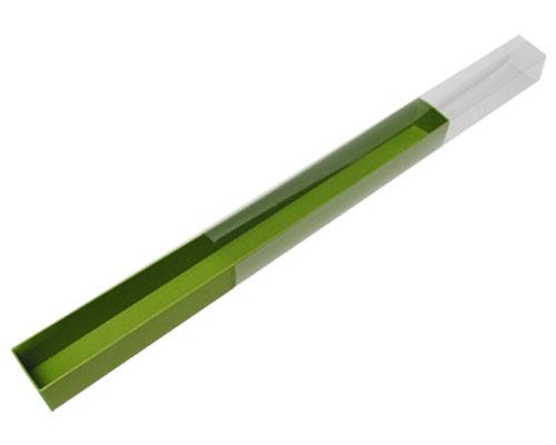 truffelbox 12 339x30x30mm kiwi green