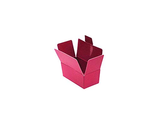 Box 2 choc with sideclosing, dahlia